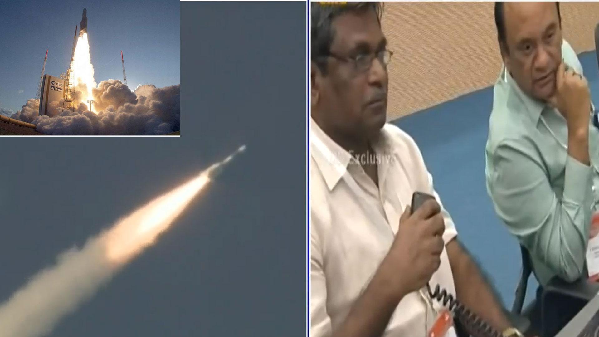 isro satellite successful launch