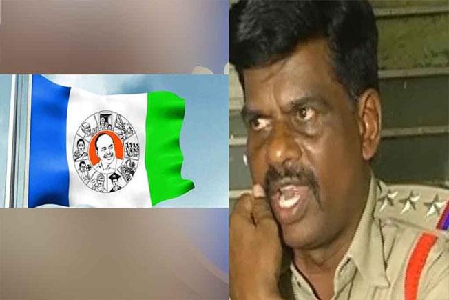 Gorentla Madhav, CI Madhav, Gorentla Madhav resigns to CI Post, CI Madhav in Politics