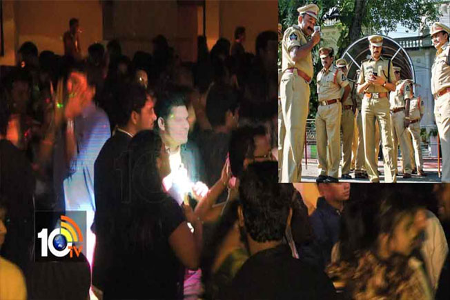 New Year eve, December 31 Night, Drunk and Drive cases, Bars close, Tight security in Hyderabad
