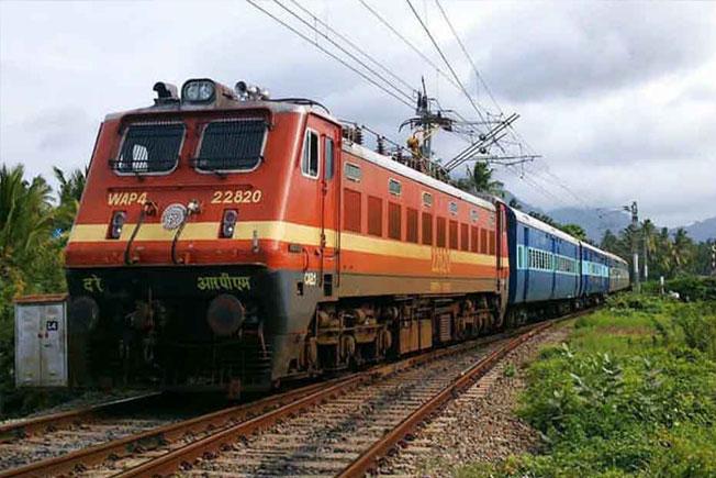 Telangana districts direct rail link, Medchal siddipet,medak, sircilla, karimnagar hyderabad, railway line
