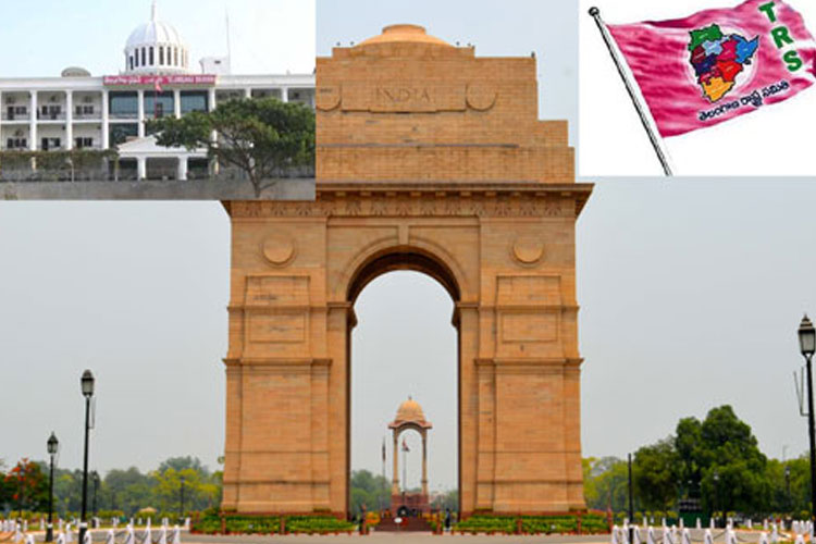 TRS Office to be open in Delhi: KCR Fedarl Front may play key role in National Politics