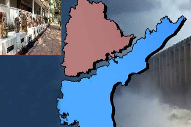 Telangana, Andhra Pradesh, 60000 antiquities statues, Telugu States