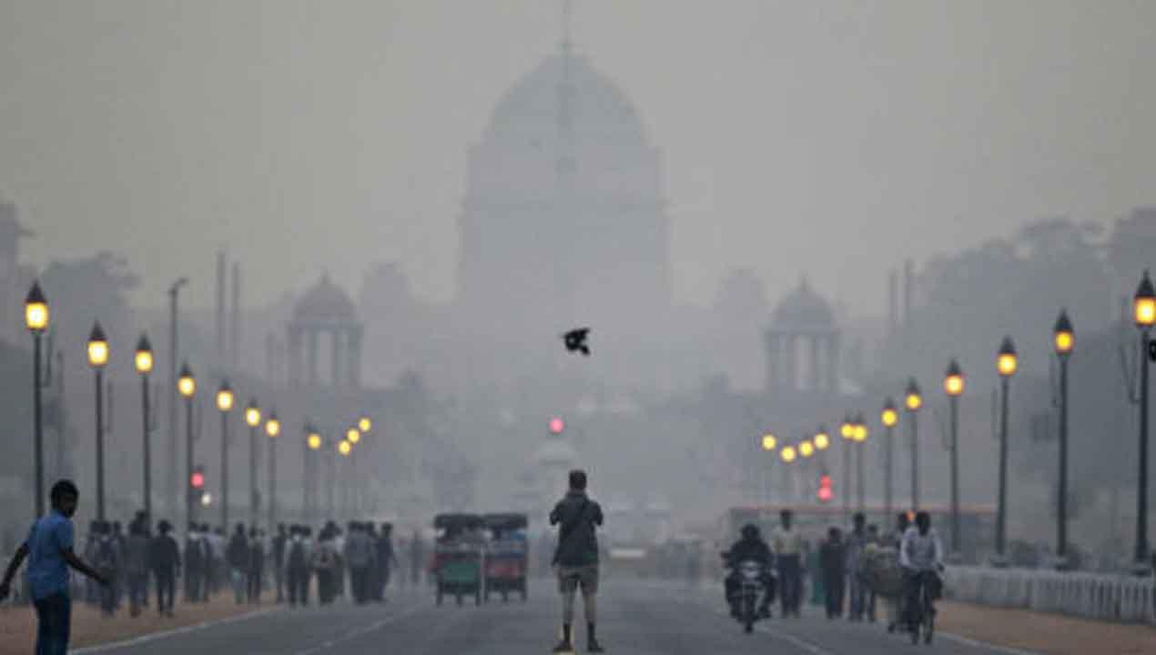 delhi low temperature