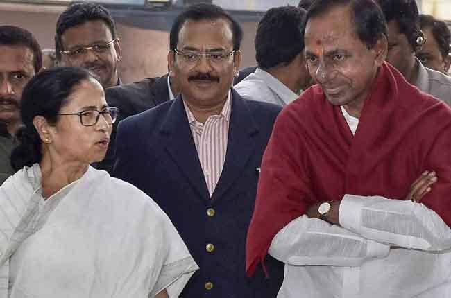 CM Mamata Banerjee Announces RYTHUBANDHU | 10TV