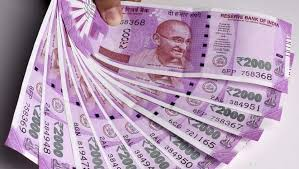 no ban on 2,000rupees note