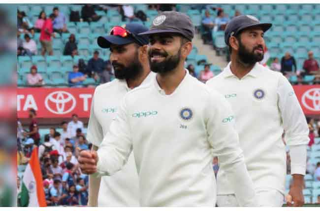 4th Test Draw : India tour of Australia at Sydney | 10TV