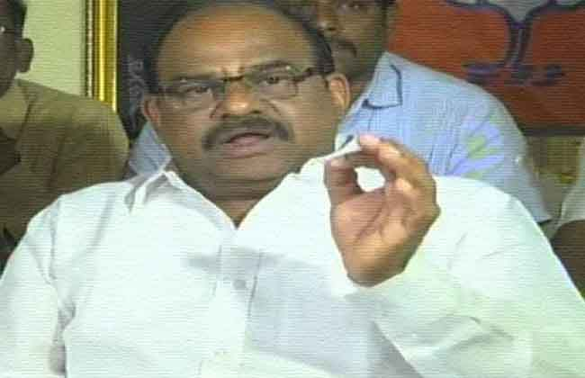 BJP MLA Akula Satyanarayana In Janasena party