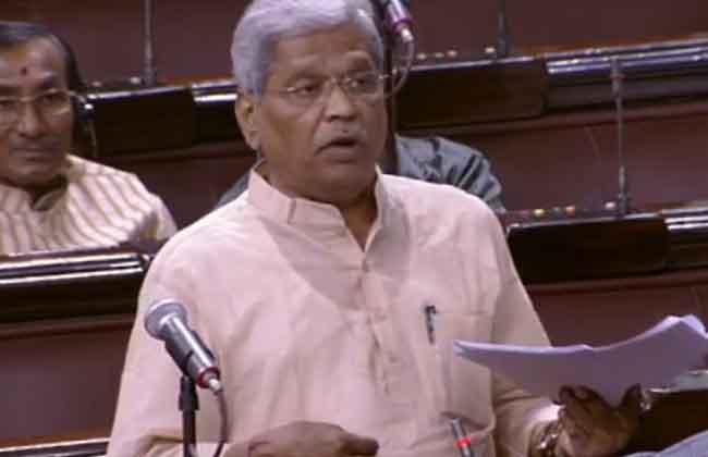 BJP MP Prabhat Jha On EBC Reservations Bill