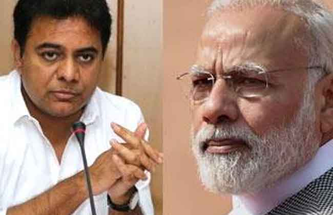 BJP Will Defeat In Parliament Elections, Says KTR