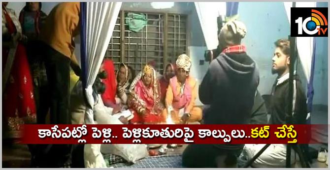 Bride Shot At In Delhi, Returns From Hospital For Wedding Ceremony