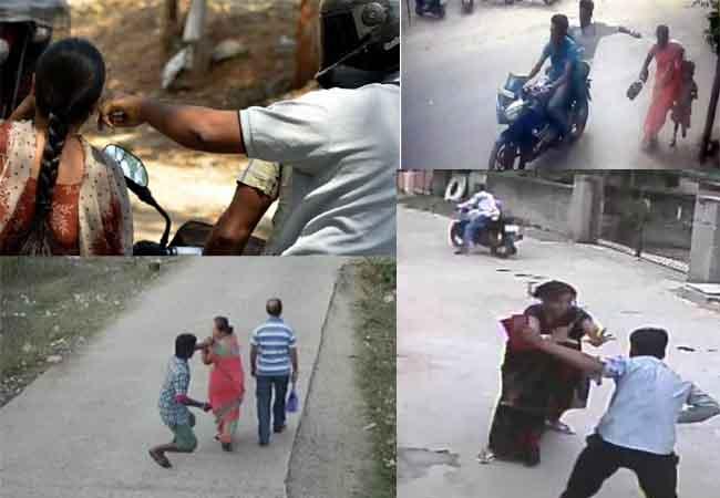 Uttar Pradesh Chain Snatchers