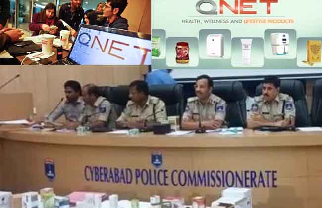 Cuneiform scandal case: 60 arrested IN Cyberabad Police