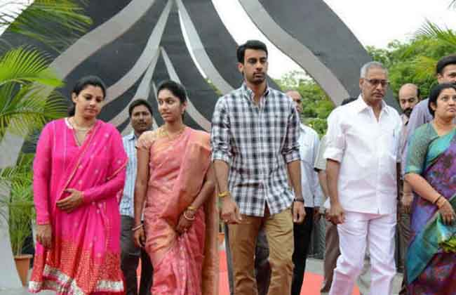 Daggubati Purandeswari Family