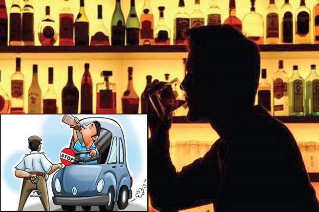 New year celerbations, Drunk and Drive cases, 100 youth may face jail