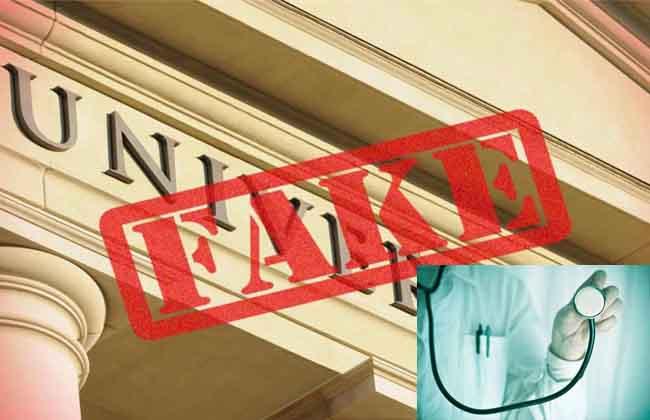 Fake Medical University in Tamilnadu Nagapatnam