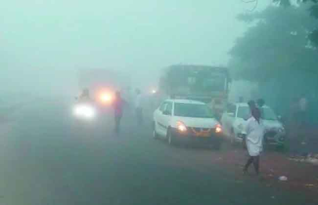 Fog Problems Worry Hyderabad Citizens