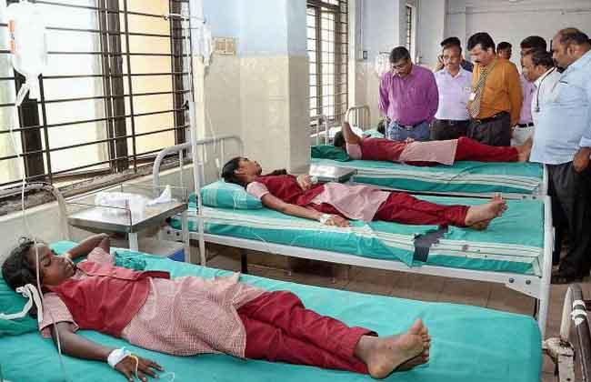 Food Poison In Social Welfare Hostles