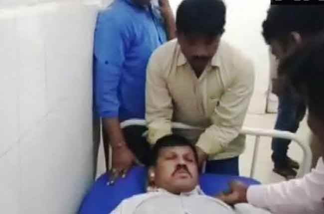 Karnataka BJP MLA attempts suicide | 10TV