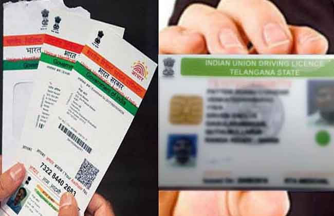 Govt will soon make Aadhaar-driving licence linking mandatory