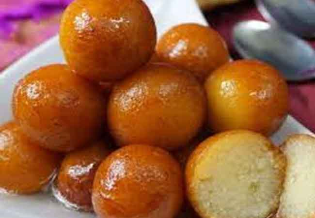 Gulab Jamun Selection as Pakistan's National Sweet