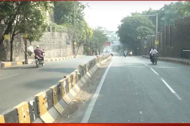 Sankranti Effect No Traffic In Hyderabad Roads