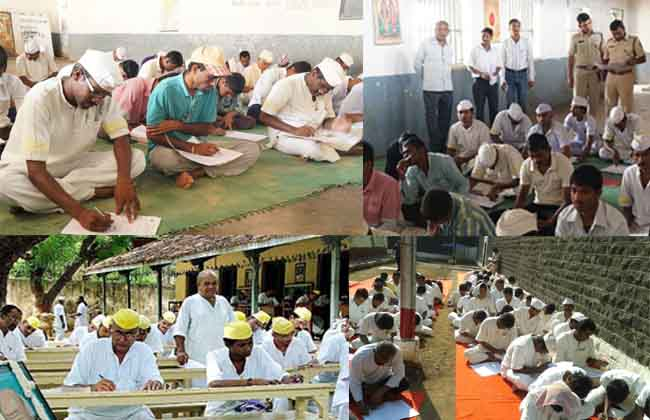 Prisoners in prisons are Vidyadharan Yojana