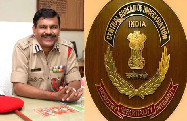 CBI Chief Nageswar rao