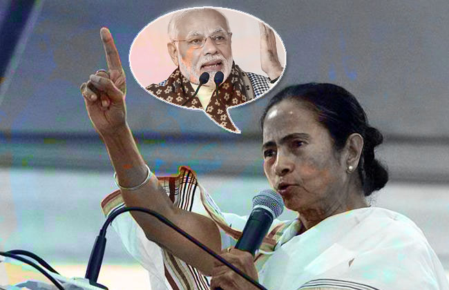 PM Narendra Modi cannot speak proper English, says Mamata Banerjee