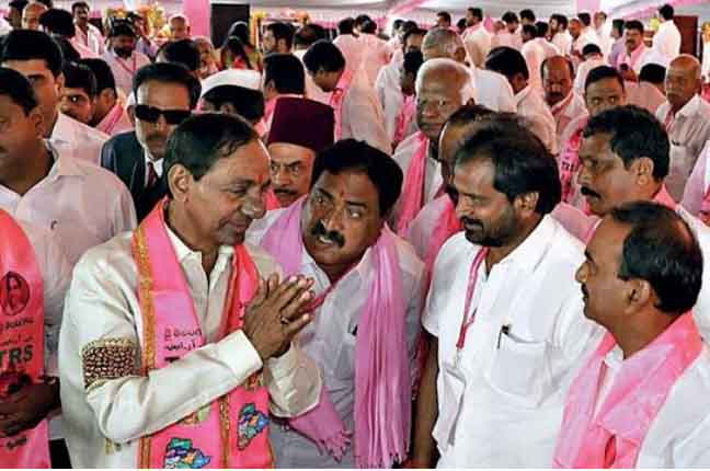 Delay In Telangana Cabinet Expansion Due To PR Election   10TV