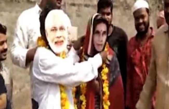 PM Modi .. wife Yashode ben marry again