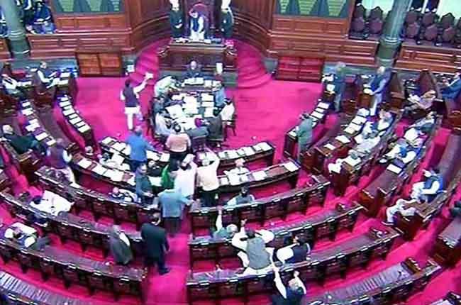 Rajya Sabha Adjourned | Rajya Sabha Live Jan 2 | 10TV
