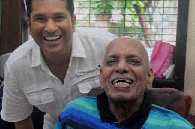 Sachin Tendulkar Coach Ramakant Achrekar Dies In Mumbai | 10TV