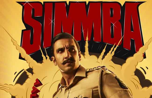 Simmba All Set to Enter the Rs. 200 Crore Club Today-10TV