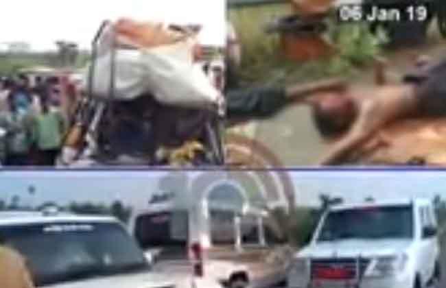 Tamilnadu Road Accident, 10 Ayyappa Devotees Dead