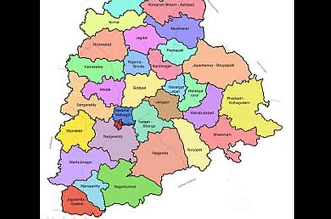 31 Districts of Telangana : Telangana to get two new districts | 10TV