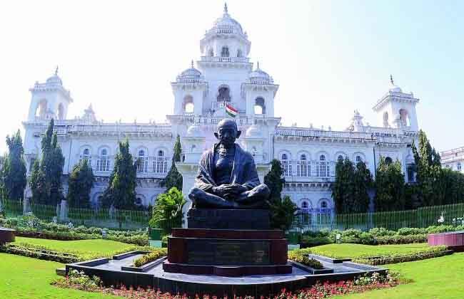 Telangana Deputy Speaker To Padma Rao Goud
