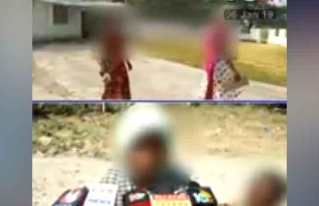 Three Men Rape Minor Girl
