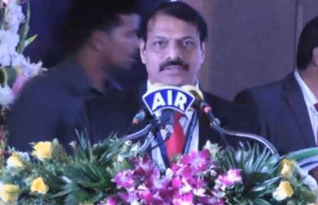 Kauravas test tube baby on VC  Nageswara Rao's sensational comments