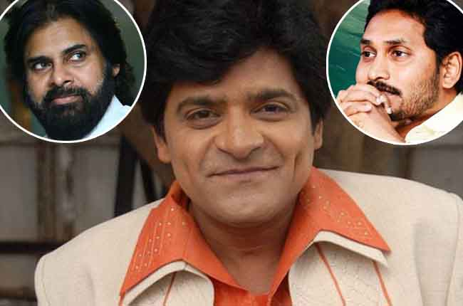 Telugu Actor Ali Meets To Pawan Kalyan | Ali Likely To Join In Janasena | 10TV