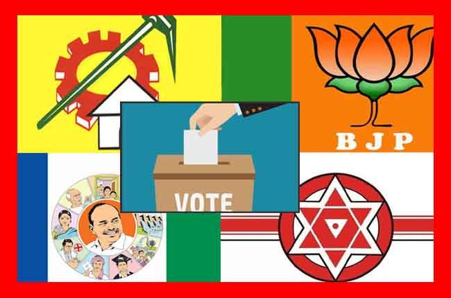 andhra pradesh new political equations   Andhrapradesh Latest News   10TV