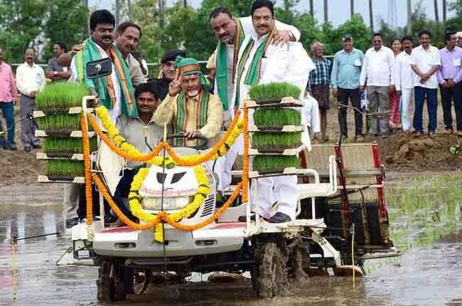 AP Govt to introduce Rythu Raksha for Farmers