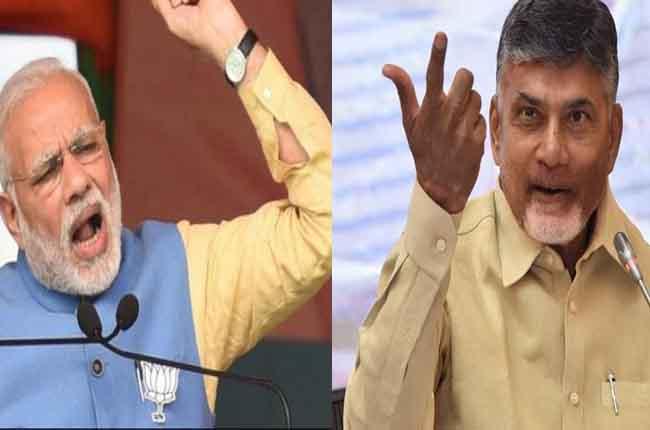 Chandrababu Naidu Comments on PM Modi | 10TV