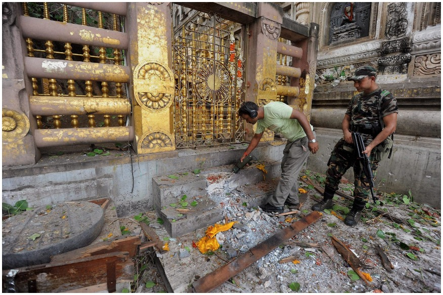Bodh Gaya blast accused hatched the conspiracy in Hyderabad