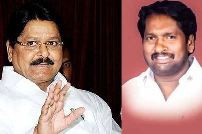 bollu kishan allegations over sarve satyanarayana