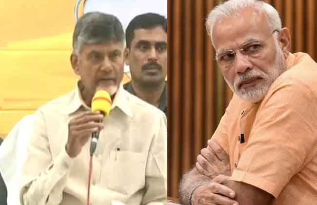 Modi is gone, Justice to AP