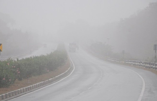 Cold Winds Shivering Telangana