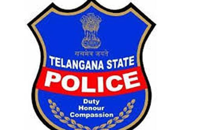 police Cordon search at Venkatagiri in Jubilee Hills