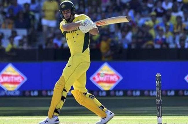 Australia won the toss and chose to bat