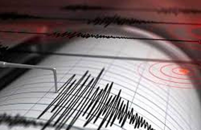 Earthquake in Prakasam district