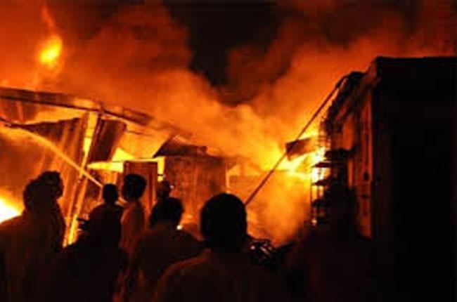 major fire accident in Delhi